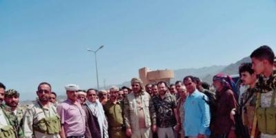 القائد عيدروس الزبيدي.. دعم الجبهات هدف أسمى وسط مشاغل السياسية (ملف)