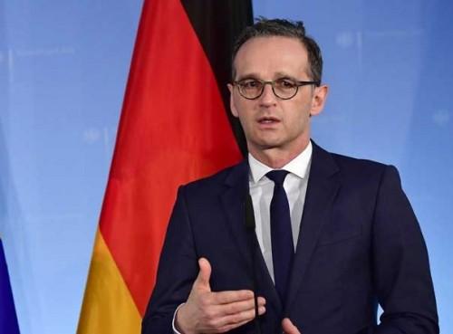 وزير خارجية ألمانيا يزور إيران