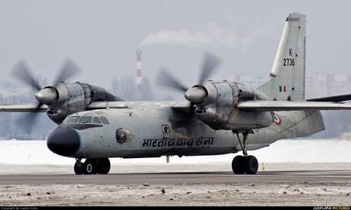 الهند تعرض مكافاة مالية 8 ألاف دولار لمن يعثر على الطائرة المفقودة