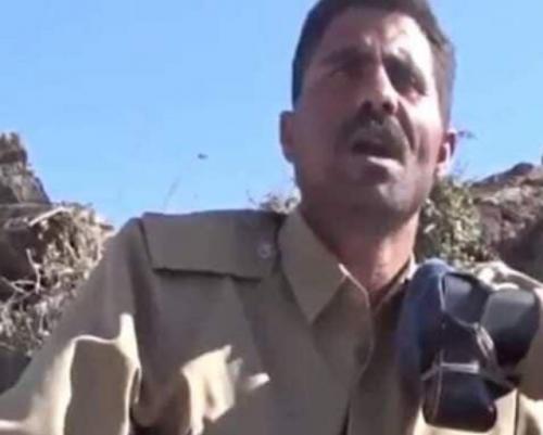اليافعي يطالب بحفظ صورة قناص حوثي قتل النساء والأطفال في تعز