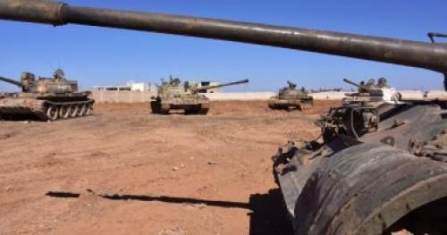 الجيش السوري: استعادنا السيطرة على تل ملح في ريف حماه