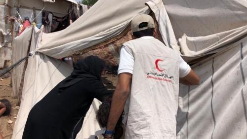 الحربي يشيد بمبادرة الإمارات لمساعدة أبناء عدن