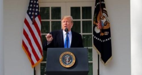 ترامب: المكسيك لم تكن متعاونة بشأن الحدود