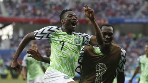 أحمد موسى في قائمة منتخب نيجيريا وغياب أجايي عن أمم أفريقيا