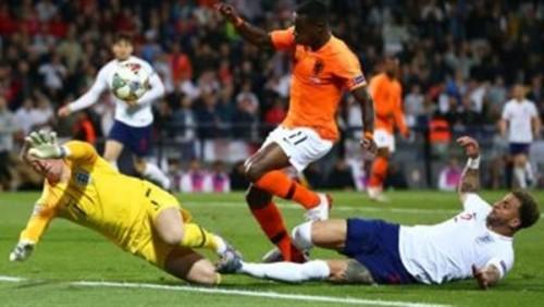 ملخص مباراة إنجلترا ضد سويسرا في بطولة دوري الأمم الأوروبية