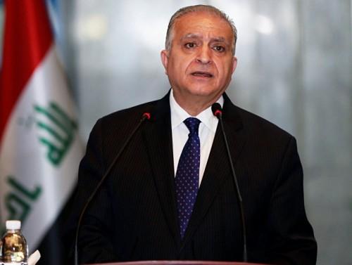 وزير الخارجية العراقي يلتقي بالسفير الأمريكي الجديد لدى بغداد