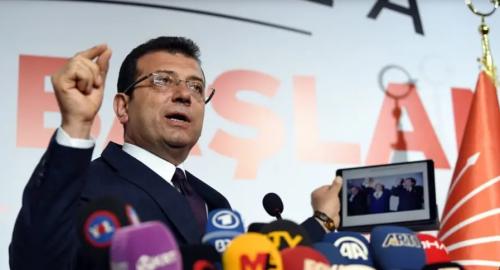 """مؤشرات تركية تكشف اكتساح """"أكرم أوغلو"""" وارتباك مرشح """"أردوغان"""""""