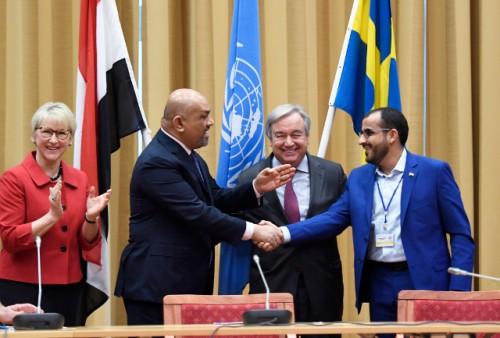 الكشف عن سبب استقالة وزير الخارجية خالد اليماني