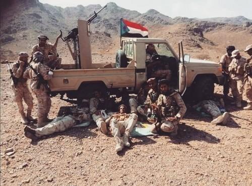 القوات الجنوبية تنجح في فتح الطريق الرئيسي بين حجر والحشاء