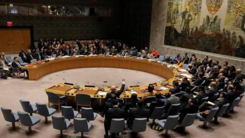 مجلس الأمن الدولي يقرر مد حظر توريد الأسلحة إلى ليبيا