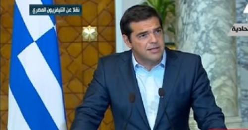 رئيس وزراء اليونان: لابد من إجراء انتخابات عامة مبكرة بالبلاد