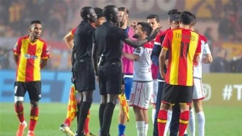 ملخص مباراة الإفريقي ضد الترجي في الدوري التونسي