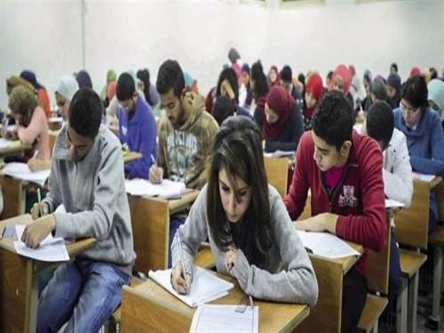 الثانوية العامة.. طلاب مصر يؤدون امتحان الاقتصاد 2019