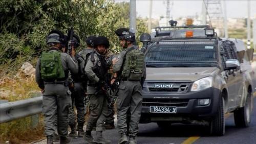 إصابة شرطي فلسطيني برصاص الاحتلال في نابلس