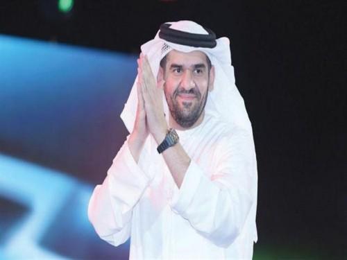 """حسين الجسمي ينشر برومو أغنية """" أعز الناس """""""