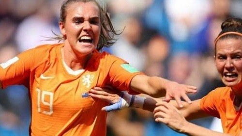 هولندا تقتنص فوزا مثيرًا من نيوزيلندا بمونديال السيدات
