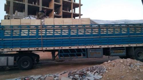 بالصور..وصول مضخات للمزارعين المتضررين من إعصار لبان بالمهرة