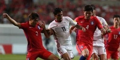 هدف عكسي يمنح إيران التعادل أمام كوريا الجنوبية