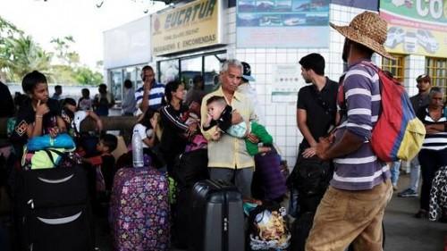 ترامب: ندرس إيواء اللاجئين الفنزويليين أو منحهم حماية مؤقته