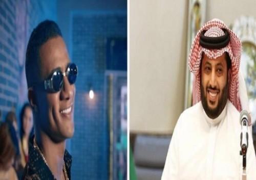 بالفيديو.. تركي آل الشيخ يعلن عن أول حفل لمحمد رمضان بالسعودية