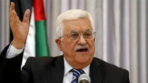 الرئيس الفلسطيني يدين العمل الإرهابي للحوثيين بمطار أبها