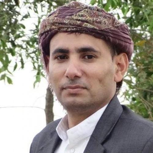 العليي يؤكد ضرورة تحرير الأراضي اليمنية للقضاء على إمكانيات الحوثي العسكرية