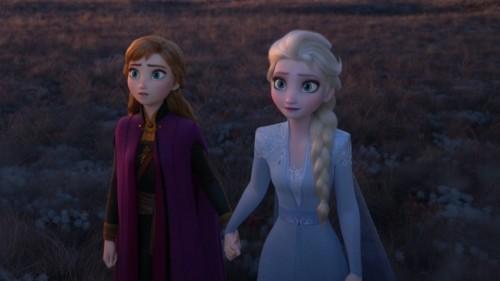 إعلان فيلم Frozen 2 يتخطى 8 ملايين مشاهدة في أقل من يوم