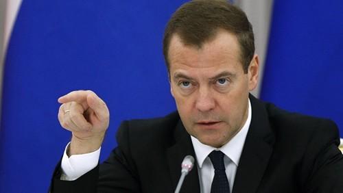 تعرض حساب رئيس الوزراء الروسي على تويتر للإختراق