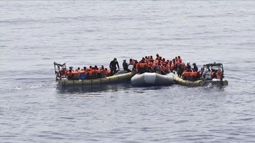 الجهاز الاسباني للإنقاذ البحري: نبحث عن زورقين يقلان 111 مهاجرًا إفريقيًا