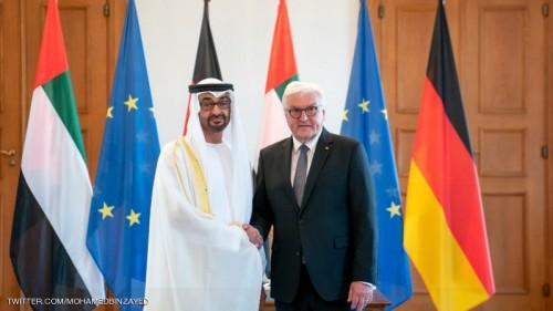 الإمارات وألمانيا: لا يمكن حل الأزمة السورية بالخيار العسكري