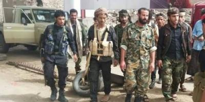 استشهاد شقيق قائد الحزام الأمني بالضالع بجبهة القفلة شمالي شخب