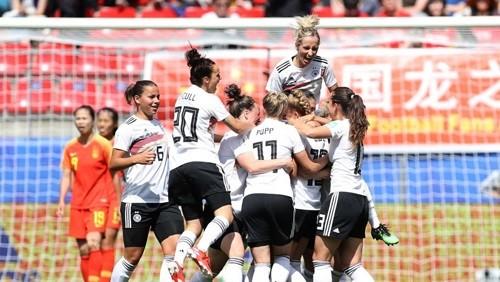 ألمانيا تهزم إسبانيا وتخطف صدارة مجموعتها بمونديال السيدات