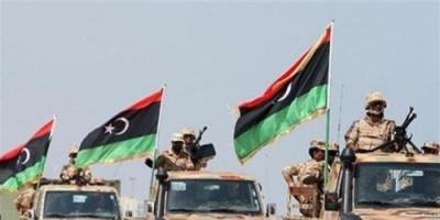 """الجيش الوطني ينفي شائعات """"الوفاق"""" بشأن زراعة ألغام حول مطار طرابلس"""