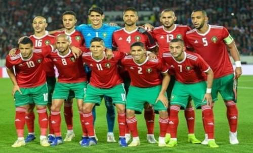 منتخب المغرب يسقط وديا أمام جامبيا