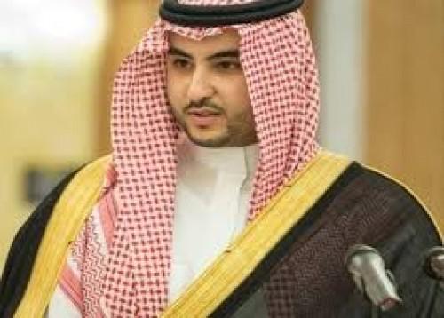 الأمير خالد بن سلمان: النظام الإيراني يصنع الموت وينشر الفوضى ويرعى الإرهابيين