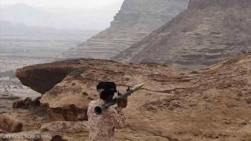 تفاصيل مقتل قيادي حوثي بارز ومجموعة من مساعديه في صعدة