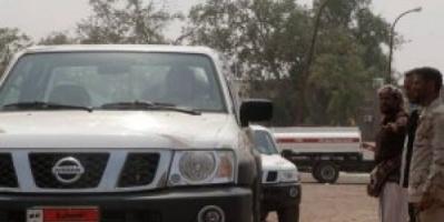 التحالف يزود قوات الحزام الأمني في أبين بآليات عسكرية حديثة (صورة)