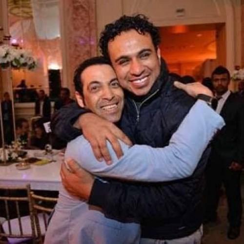 سعد الصغير يهنئ محمود الليثي بعيد ميلاده (صورة)