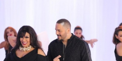 """كليب """"سكاكر السكر"""" لـ رامي عياش وفيفي عبده يتخطى 2 مليون مشاهدة"""