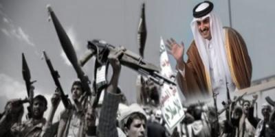 """سجالٌ على شاشة """"الجزيرة"""" يفضح الدعم القطري - الإخواني للحوثيين"""