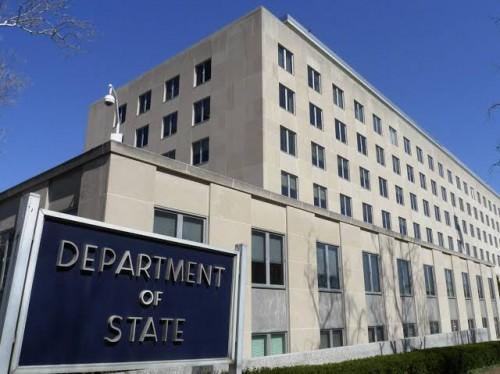 """الخارجية الأمريكية تتفاعل مع هاشتاج """"فساد قادة إيران"""""""