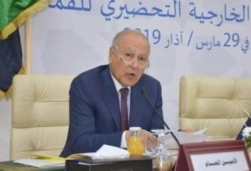 الأمين العام لجامعة الدول العربية: إيران تدفع الأمور نحو المواجهة