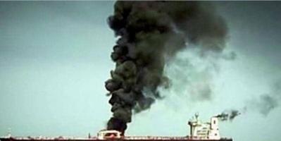 طائرة أميركية رصدت زوارق ايرانية قرب ناقلتي النفط قبل تنفيذ هجوم عمان