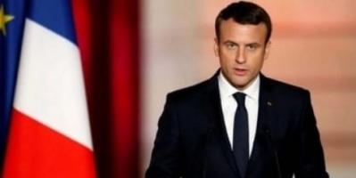 الرئيس الفرنسي يطالب تركيا بالتوقف عن أنشطتها غير القانونية