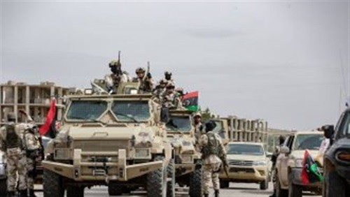 الجيش الليبي: استهدفنا 12 عنصرا من فلول تنظيم داعش
