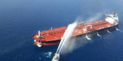 الشركة المالكة لفرنت ألتير: ناقلة النفط المستهدفة بعمان مازلت طافية وتساعدها سفينة إنقاذ