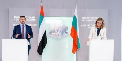 لقاء إماراتي بلغاري لمناقشة آخر تطورات الهجمات الحوثية على السعودية