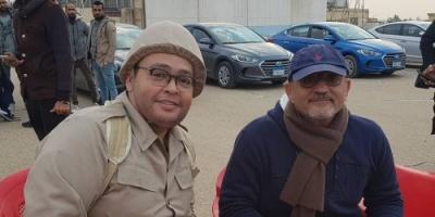 أحمد رزق يبعث رسالة شكر للمخرج شريف عرفة