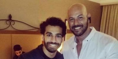 فنان مصري يهنئ اللاعب العالمي محمد صلاح بعيد ميلاده