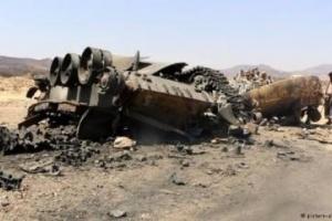 مصرع 10 حوثيين بصنعاء بسبب فزعهم من طائرة للتحالف